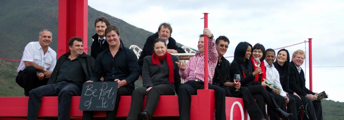 Rooiberg Winery – 2013